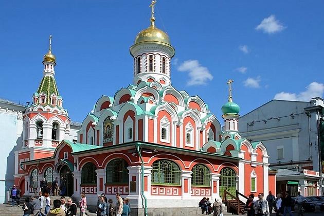 4 ноября —Праздник Казанской иконы Божией Матери. Собор