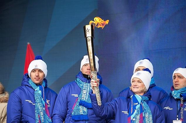 II Всемирные зимние военные игры в Сочи1