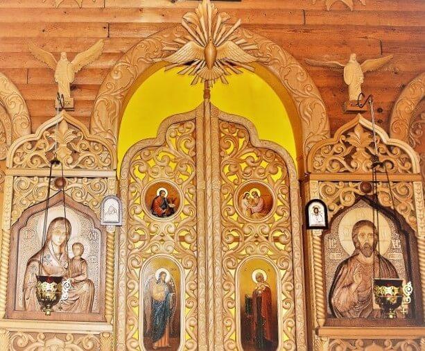 Что можно посмотреть в Сочи. Троице-Георгиеаский женский монастырь в Адлере