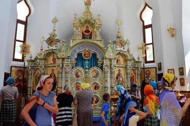 Что можно посмотреть в Сочи. Троице-Георгиеаский женский монастырь в Адлере1