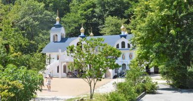 Троице-Георгиевский женский монастырь.