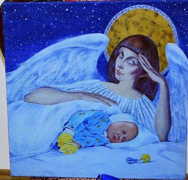 Ангелы Мира. Ангел Хранитель детских снов