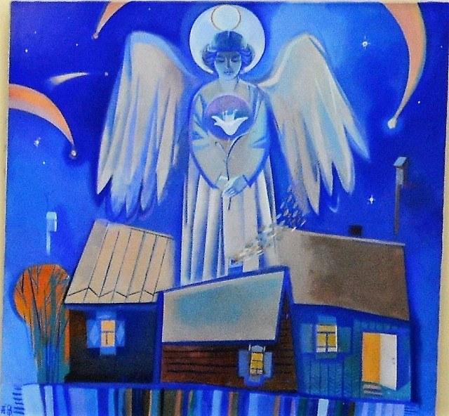 Ангелы Мира. Ангел Детства