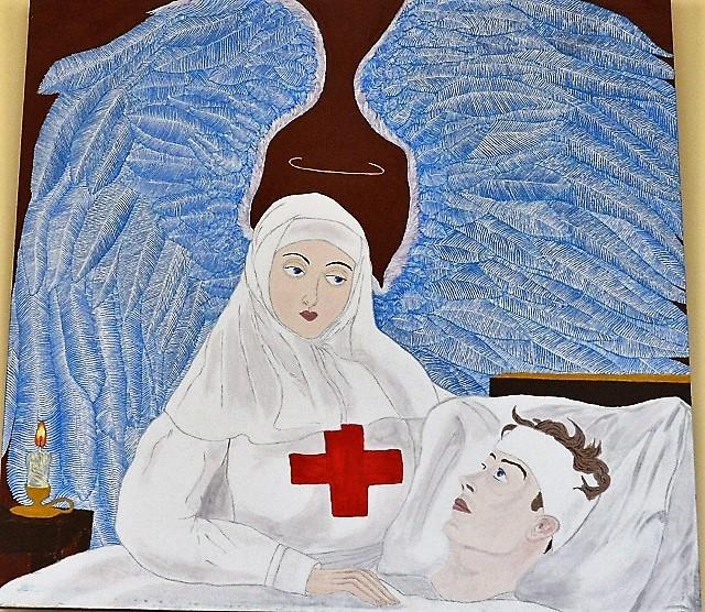 Ангелы Мира. Ангел милосердия