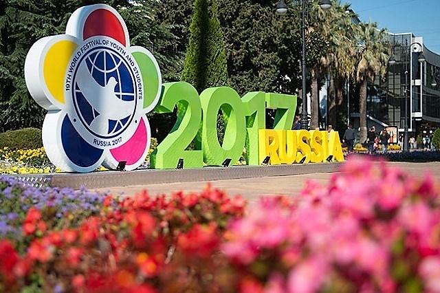 Всемирный фестиваль молодежи и студентов в Сочи7
