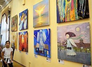 Выставка Ангелы Мира