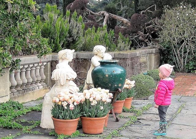 Сады Филоли. Тюльпаны4