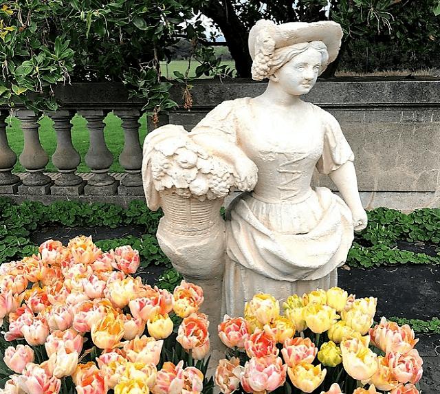 Сады Филоли. Тюльпаны7