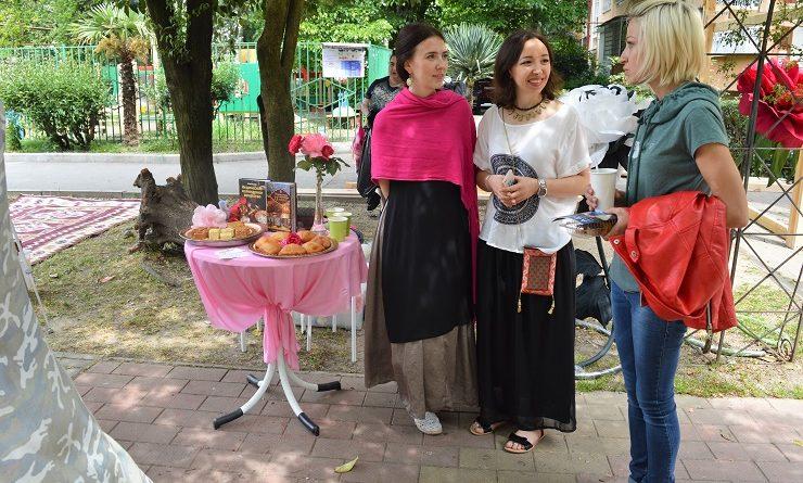Фестиваль «Venchagov fest» на улице Роз.