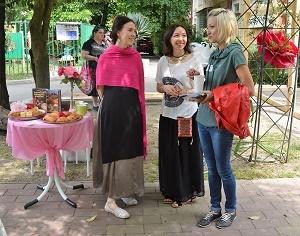 Розы на улице Роз. Фестиваль Венчагов fest