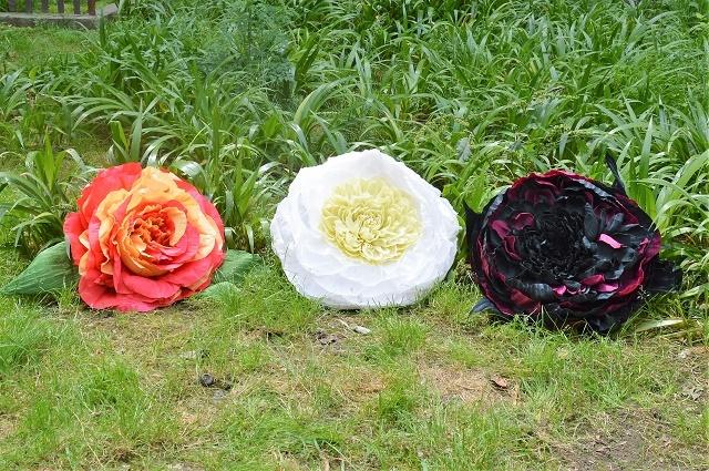 Розы на улице Роз. Фестиваль Венчагов fest9