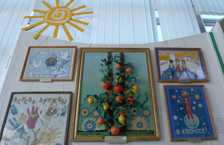 Дерево Дружбы в Сочи. Музей Дерева Дружбы2