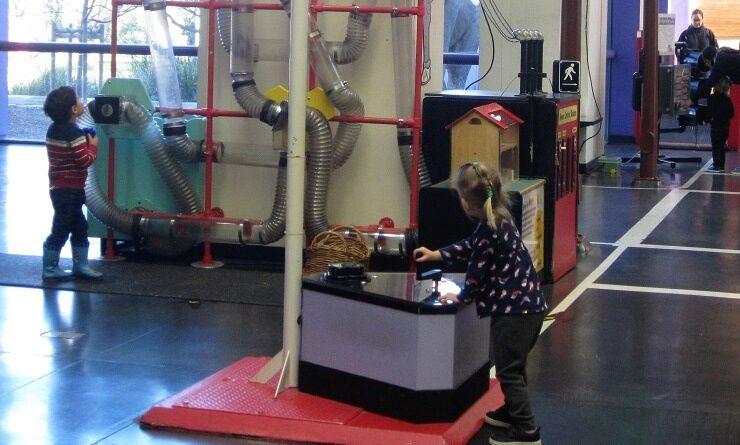 Детский музей в Сан-Хосе
