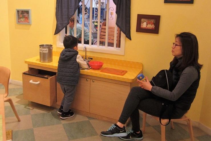 Детский музей в Сан-Хосе. Кухня2