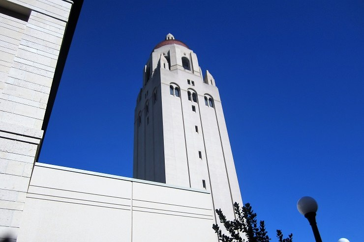 Стэнфорд. Башня Гувера1