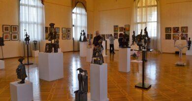 Выставка Акопа Халафяна