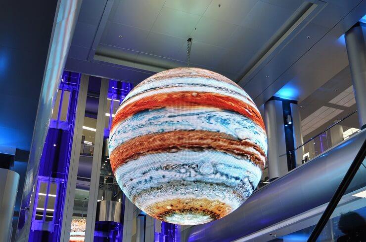Общественно-культурный центр Галактика