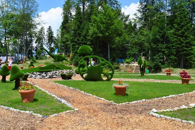 Парк Зеленая Планета1