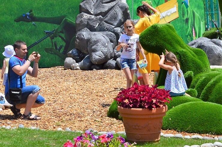 Парк Зеленая Планета2