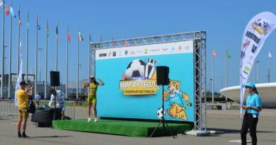 Фестиваль Мир футбола в Сочи