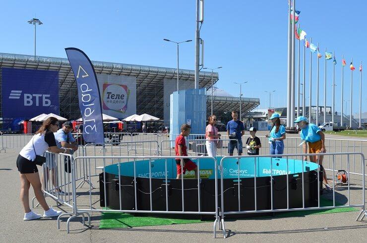 Фестиваль Мир футбола в Сочи4