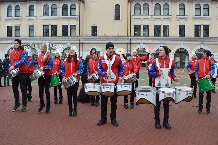 Фестиваль Барабаны мира в Сочи
