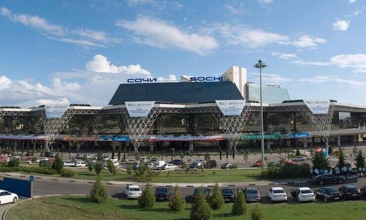 Аэропорт в Адлере