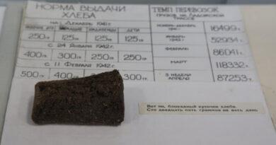Норма хлеба в блокадном Ленинграде